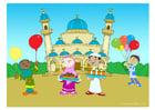 imagem Eid ul-Fitr