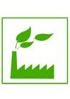 imagem fábrica ecológica