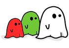 imagem fantasmas