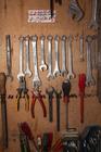 Foto ferramentas de trabalho