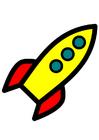 imagem foguete