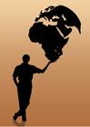 imagem globalização