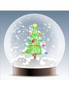 imagem globo de neve