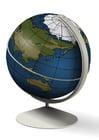 imagem globo terrestre