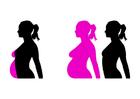 imagem grávida