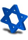 imagem Hanucá - Estrela de Davi