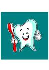 imagem higiene dental