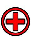 imagem ícone de primeiros socorros