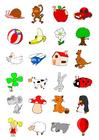 imagem ícones para crianças
