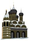 imagem Igreja ortodoxa russa