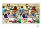imagem jogo dos erros - fazendo uma torta