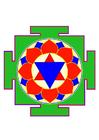 imagem Krishna Yantra