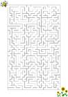imagem labirinto - abelha