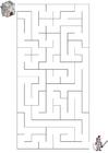 imagem labirinto - cavalheiro