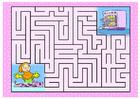 imagem labirinto