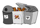 imagem lixo reciclável