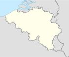 imagem mapa da Bélgica em branco