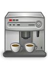 imagem máquina de café