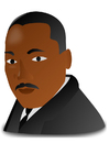 imagem Martin Luther King
