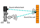 imagem microfone - eco