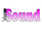 imagem microfone - som
