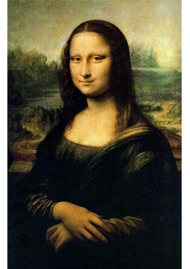 essay on mona lisa painting