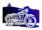imagem moto