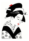 imagem mulher japonesa