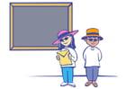 imagem na sala de aula
