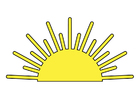 imagem nascer do sol