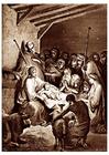 imagem nascimento de Jesus
