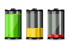 imagem nível da bateria