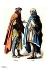 imagem nobre e plebeu no século XIV
