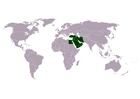 imagem Oriente Médio