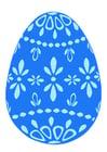 imagem ovo de Páscoa