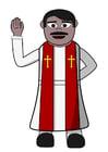 imagem padre