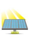imagem painéis solares
