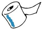 imagem papel higiênico