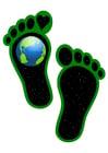 imagem pegada ecológica