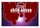 imagem pelo fim do abuso infantil