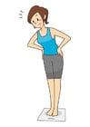 imagem peso corporal