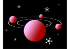 imagem planetas