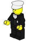 imagem policial