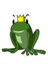 imagem príncipe sapo