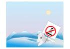 imagem proteção ao urso polar
