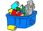 imagem reciclar