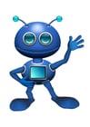 imagem robô