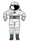 imagem roupa de astronauta