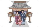 imagem roupas tradicionais Japão