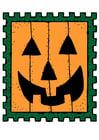 imagem selo de halloween